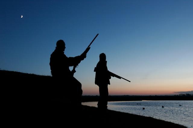 Les Modes de chasse
